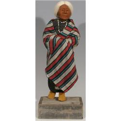 Cherokee Indian Handmade Doll