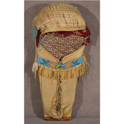 Ute Indian Child's Cradle