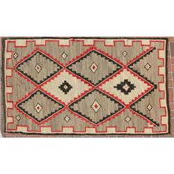 Navajo Weaving. Diamond patterns.