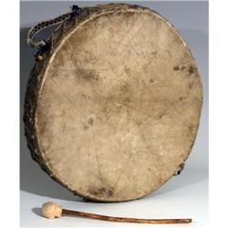 Northern Plains Indian Style Drum.
