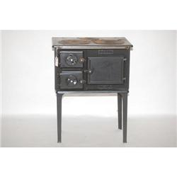JOTUL #404 ENAMELED COOK STOVE - CONTEMPORARY