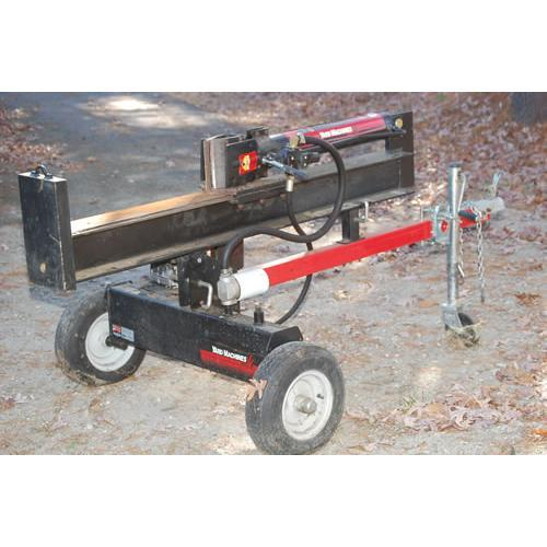 yard machine wood splitters
