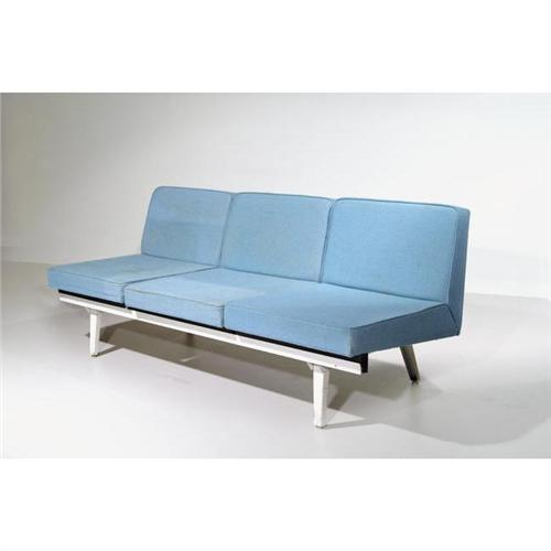 Steel Frame Sofa Leifur Contemporary Style Stainless Steel Frame Sofa Thesofa