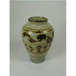 A FINE YAN CIZHOU CERAMIC VESSEL, the high fi