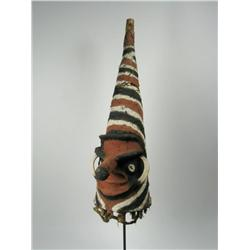 A FINE MALEKULA CEREMONIAL HEADDRESS, the wov