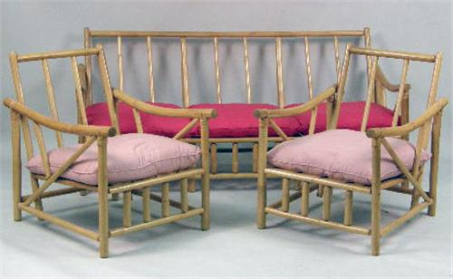 Superbe Image 1 : A GROUP OF BAMBOO PORCH FURNITURE ...
