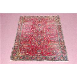 OLD SAROUK PERSIAN CARPET - EARLY 20TH CENT. PERSIAN SAROUK