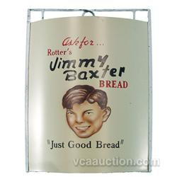 Jimmy Baxter Bread Tin Hanging String Holder