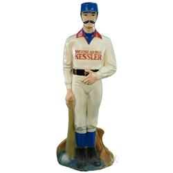 "Kessler Whiskey Statue - 47"" Tall"