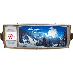 "Rainier Beer Light - 13"" x 37"""