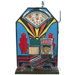1 Cent Jennings Little Duke Slot Machine - Earlier Mode