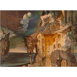 SALVADOR DALI 1904 - 1989 Mad Tristan Lithograph Signed and numbe