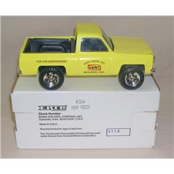 Kent Feeds Pickup Truck #3 in Series by Ertl