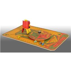 Safety First Toy Automobile Game.