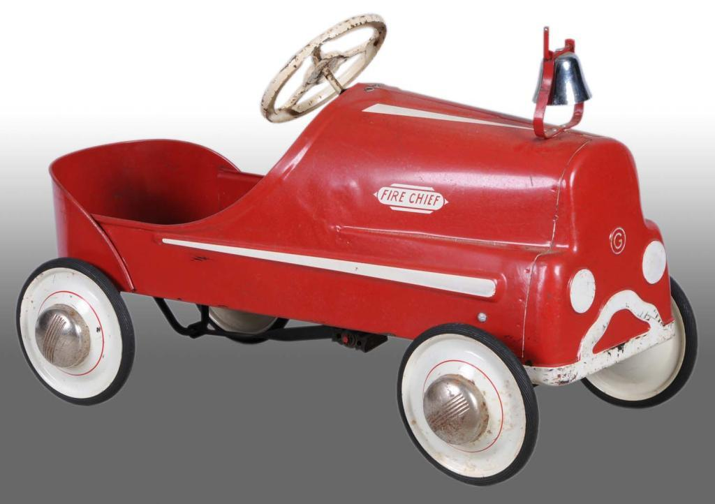 Antique  Wheel Pedal Cars