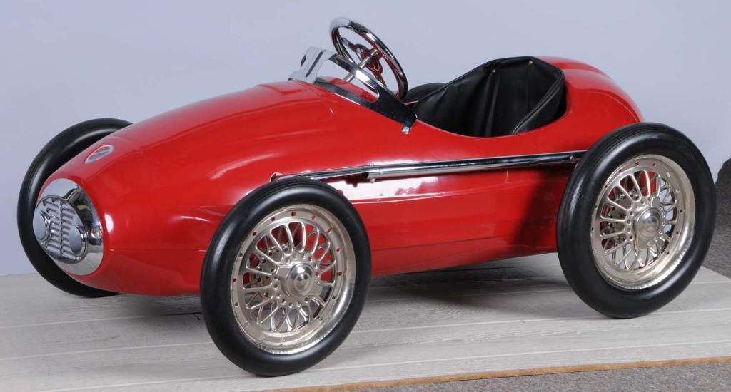 Hot Rod Pedal Car For Sale