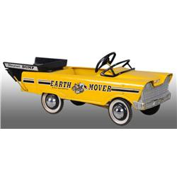 Pressed Steel Murray Earth Mover Pedal Car.