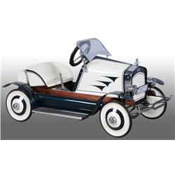 Pressed Steel Roamer Roadster Pedal Car.