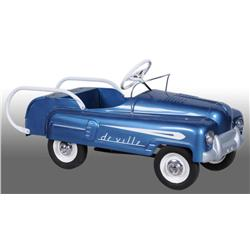 Pressed Steel BMC Cadillac De Ville Pedal Car.