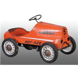 Pressed Steel Garton Hot Rod Pedal Car.