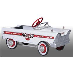 Pressed Steel Murray Speedway Pedal Car.