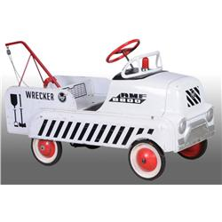 Pressed Steel AMF Tow Wrecker Pedal Car.