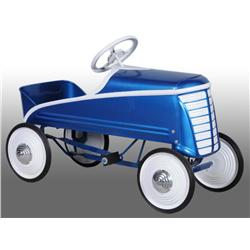 Pressed Steel Steelcraft Ace Pedal Car.