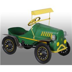 Pressed Steel Garton Lizzie Pedal Car.