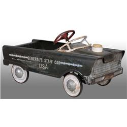 Pressed Steel Murray General Staff Pedal Car.