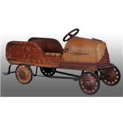 Garton Woody Station Wagon Pedal Car.