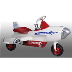 Pressed Steel Murray Atomic Missile Pedal Car.