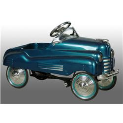 Pressed Steel Steelcraft Pontiac Sedan Pedal Car.