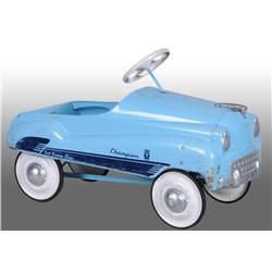Pressed Steel Champion Pedal Car.