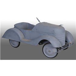 Pressed Steel Gendron Deluxe Ford Pedal Car.