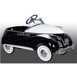 Pressed Steel Steelcraft Lincoln Zephyr Pedal Car.
