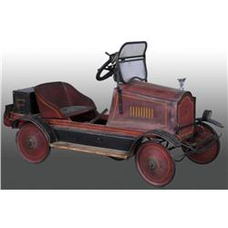 Pressed Steel Sidwaytopliff Packard Pedal Car.