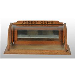 Jones' Gum Case.