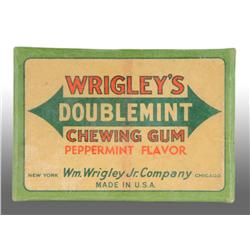 Wrigley's Double Mint Gum Sealed Box.
