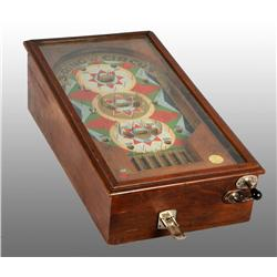 3-Ring Circus Tabletop Pinball Machine.