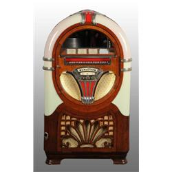 Model #750E Wurlitzer Juke Box Coin Op.