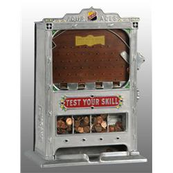 Cast Aluminum RMC Four Aces Trade Simulator.