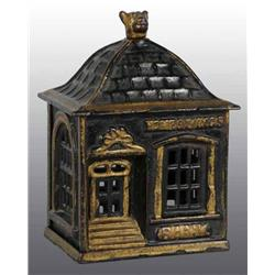 Cast Iron Home Savings Still Bank.