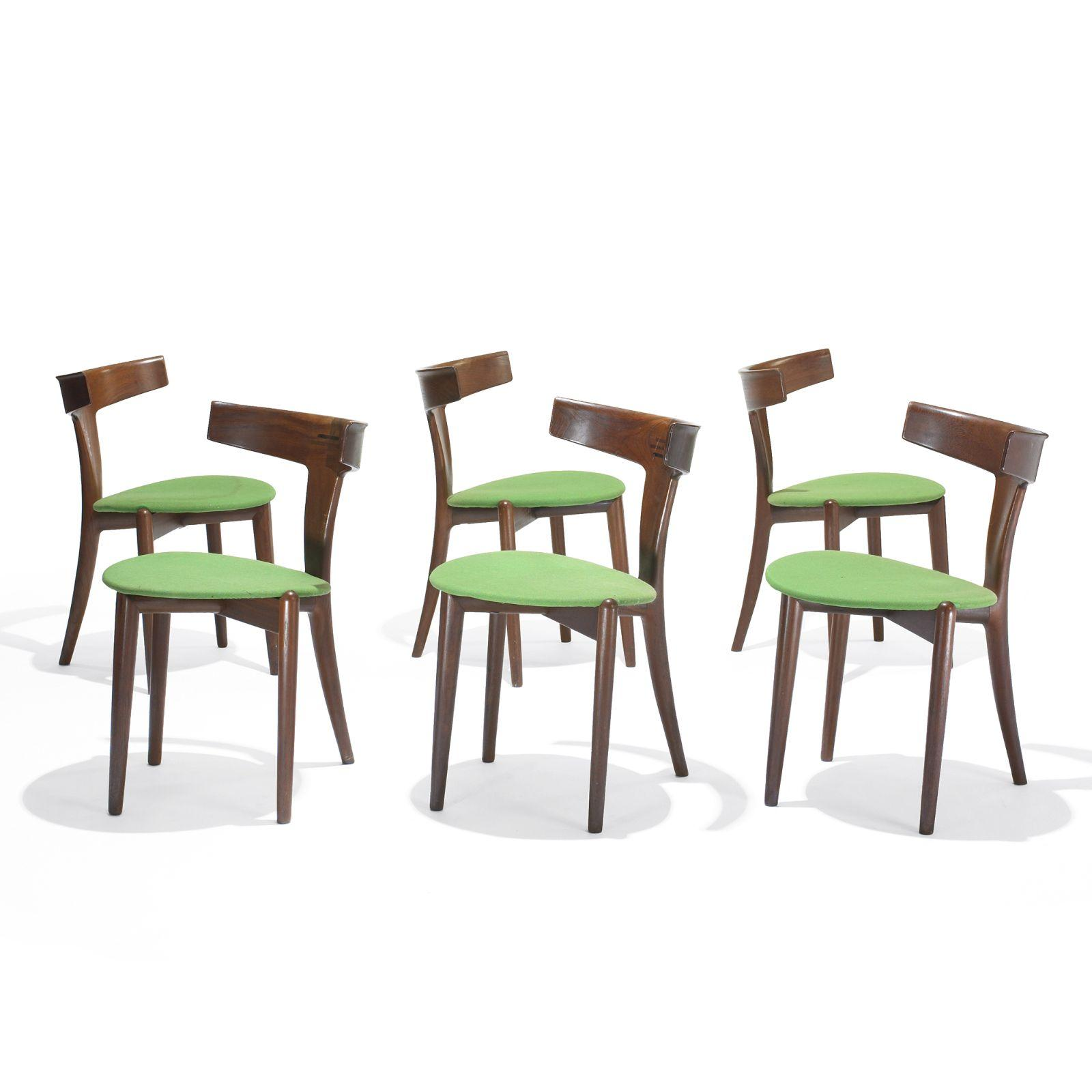 Moreddi Dining Chairs, Set Of Six