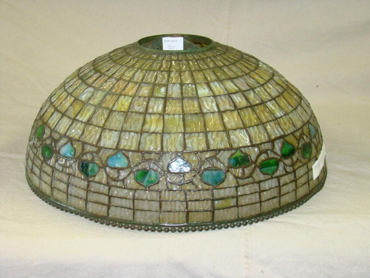 Tiffany Style Lamp Shade.