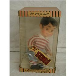 1960's Boxed Dondi Vinyl Doll