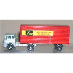 LEP International Transport Freightmaster Trailer w/ Bedford Tractor BPW