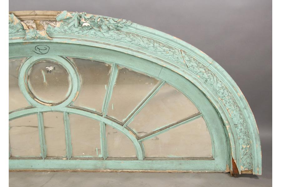 Antique arched window best 2000 antique decor ideas for How to decorate an arched window