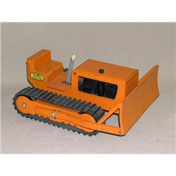 Orange Tonka Bulldozer