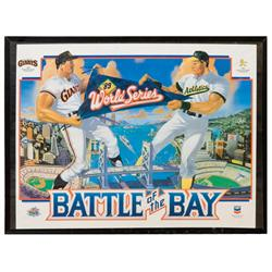 Chevron Promotional  Battle of the Bay