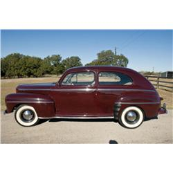 1947 ford deluxe v8 two door sedan for 1947 ford 2 door